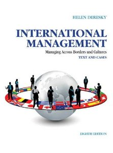 International management helen deresky 8th edition